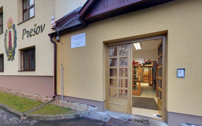 stredna zdravotna Prešov